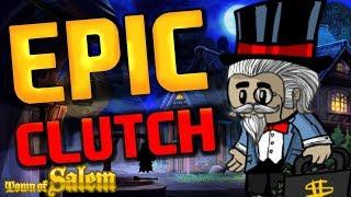 EPIC CLUTCH | Town Of Salem Ranked Investigator