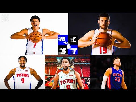 Detroit Pistons Reveals Starting Line Up vs New York Knicks Tonight at Little Caesars Arena!!!