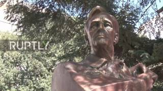 Russia: US President FDR honoured with monument in Yalta