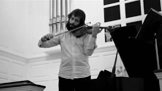 G. Enescu - Sonata No. 3 - i. Moderato malinconico