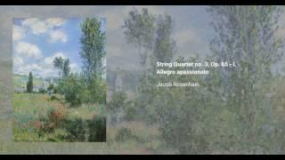 String Quartet no. 3, Op. 65