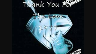 Mother's Finest - Thank You For The Love video
