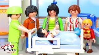 Jasmine Ricardo at the Hospital! Ep. 8