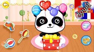 BABY PANDA S'occuper d'un bébé #2 Français - Bisous de PANDA! Application pour enfants