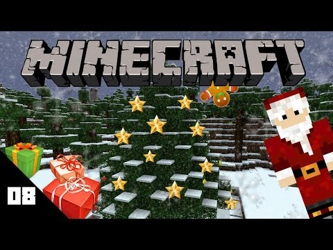 Weihnachtskalender Minecraft.Minecraft Walkthrough Der Große Adventskalender 04 Hö H L