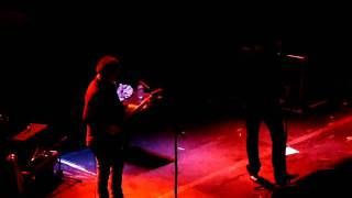 When Your Number Isn't Up - Mark Lanegan @ The Academy, Dublin