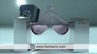 LFA VH Powder Mixer