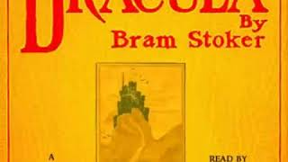 Dracula by Bram Stoker | Full Audiobook with Subtitles | Part 1 of 2