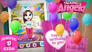 My Talking Angela Gameplay Level 470 - Great Makeover #258 - Best Games For Kids