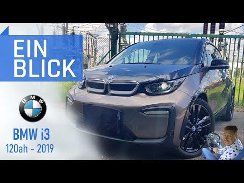 BMW i3 120ah 2019 - Überzeugt er auch Skeptiker? Vorstellung, Test & Kaufberatung
