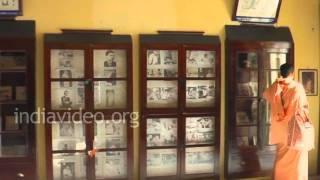 Kirti Mandir and Museum in Porbandar, Gujarat