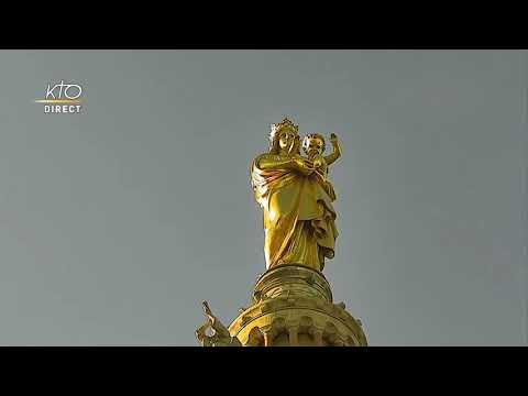 Messe du 3 mai 2021 à Notre-Dame de la Garde
