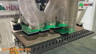 MÁY CNC NESTING PRO-R4F Holztek Phay  Pano Tuyệt đẹp