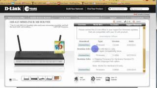 Validating Dlink DIR-615 Firmware Updates