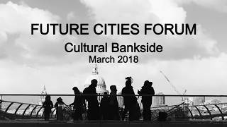 Cultural Bankside research forum