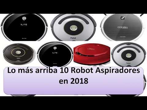 Mayor 10 Robot Aspiradores en 2018