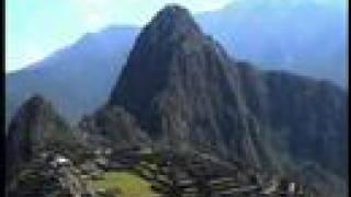 The legendary lost city of Machu Picchu (High Quality)