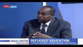 UNHCR, SUPKEM launch refugees' education campaign
