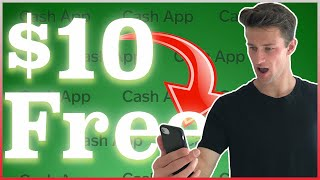 How To Make Free $10 on Cash App in SECONDS