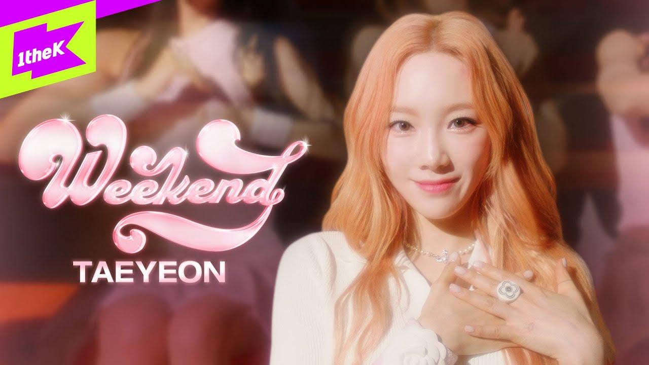 [Korea] MV : Taeyeon - Weekend