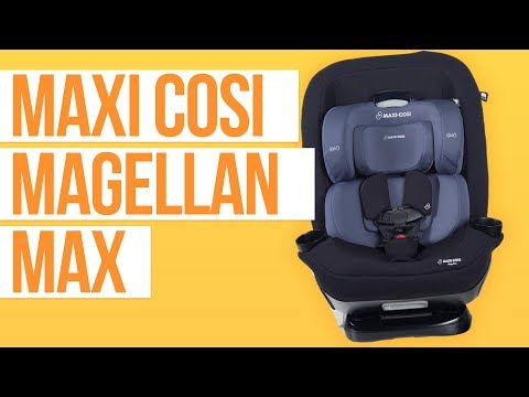 Maxi Cosi Magellan Max 5-in-1 | Convertible Car Seat Review