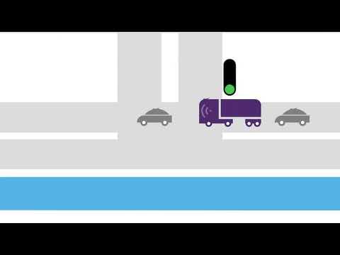 Simulatie prioriteit vrachtverkeer N279