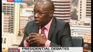 Hesbon Owilla gives his take on Muthiora Kariara, presidential running mate