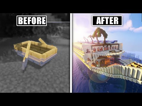 Demolishing A Noobs Home and Surprising Him With A Yacht | House Flipper E15