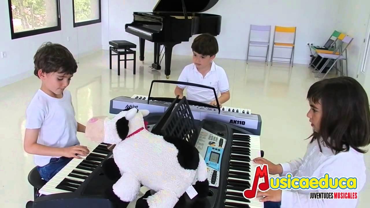 Soy un pájaro - Grupo de alumnos de Mi Teclado 2 - Musicaeduca Juventudes Musicales de Alcala