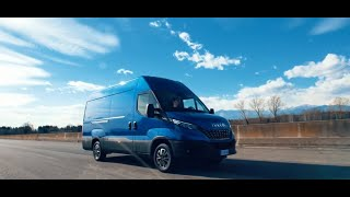 Movie Iveco Daily bestelwagen