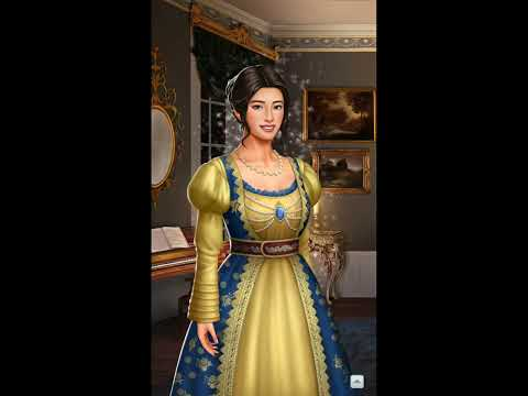Choices: Desire and Decorum Book 1 Chapter 15 (Sinclaire Route - Diamonds used)