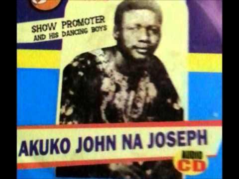 Show Promoter - Ejirin Ebele Laa