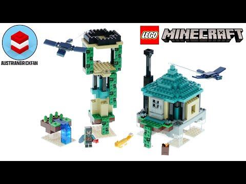 Vidéo LEGO Minecraft 21173 : La tour du ciel
