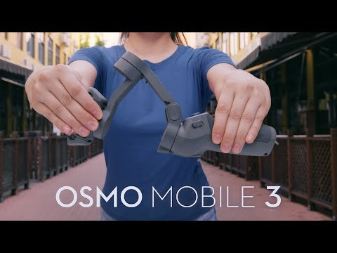 Dji Osmo Mobile 3 Combo with Case