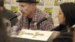 Jon Gries - Comic Con 2011 - Interview