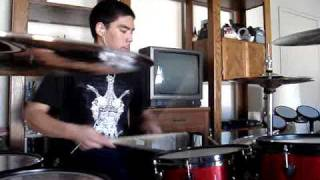 Psychobabble (FROU FROU Drum Cover)