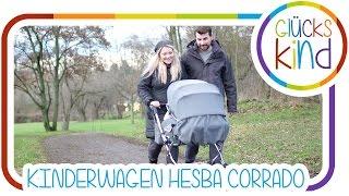 Baby-Erstausstattung | Unser Retro-KINDERWAGEN | Hesba | Das Glückskind # BabyBlog
