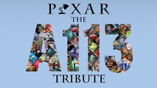 Pixar - Pixar Tribute
