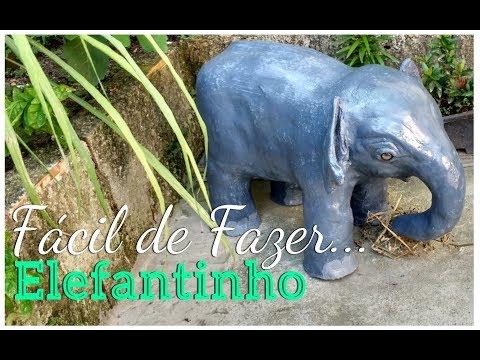 Elefantinho para Jardim