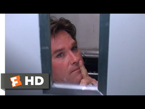 Executive Decision (1996) - Elevator Exchange Scene (2/10) | Movieclips