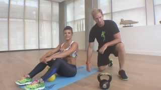 Top 6 Kettlebell Core Exercises by Coach Ryan