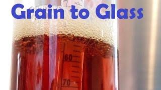 Grain to Glass  - Octane Red IPA + Recipe