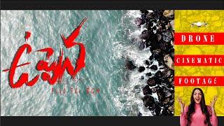 UPPENA | Upada Beach | Ariel View | Cinematic Video | Drone shots | FPV with Mavic Mini 2