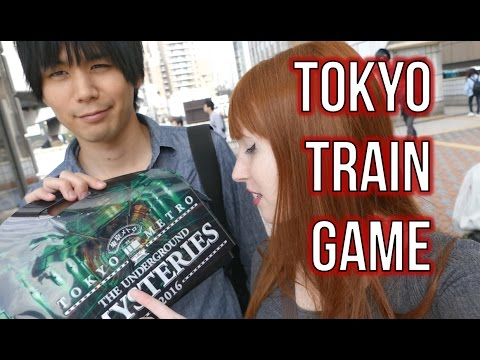 WOULD YOU LIKE TO PLAY A (train puzzle) GAME