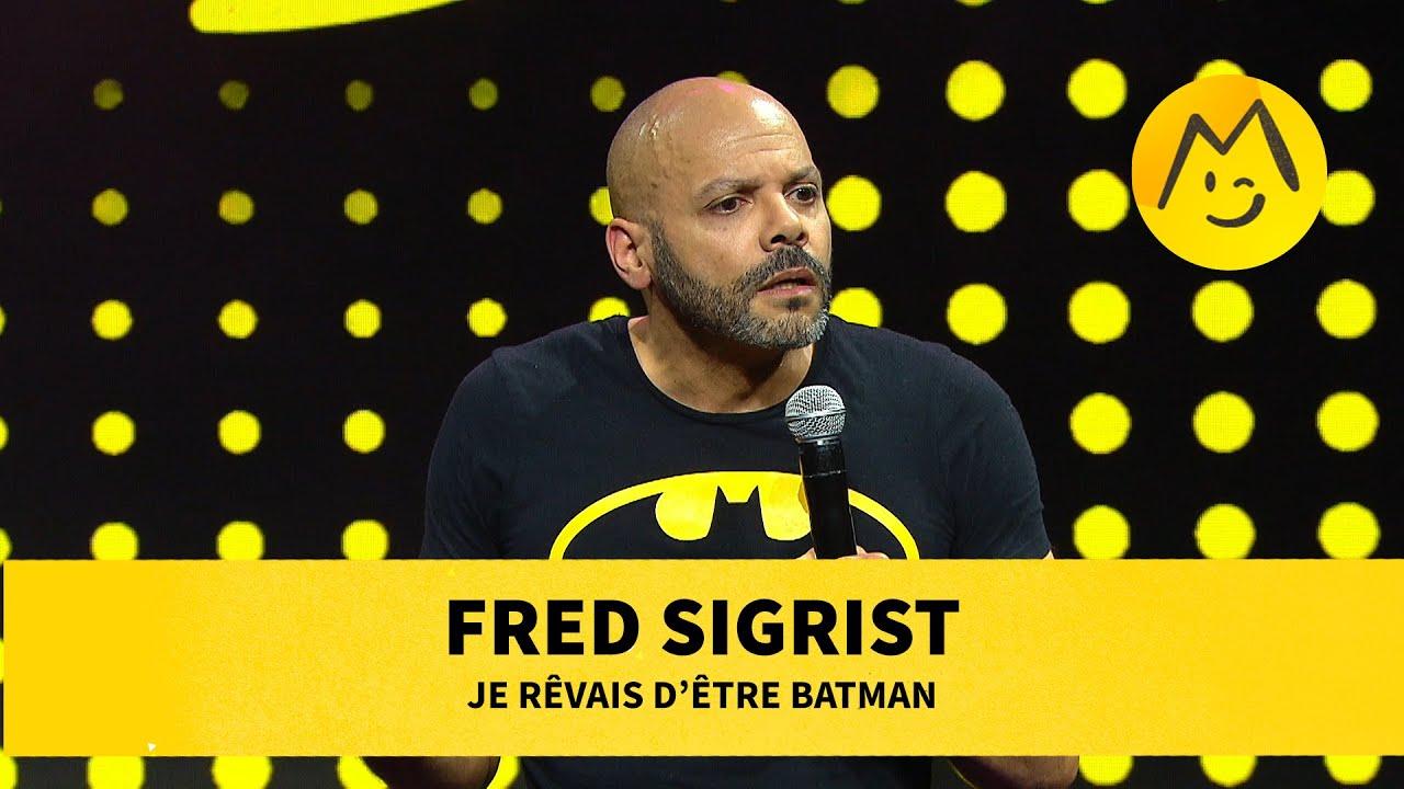 Fred Sigrist - Extrait de « Super Héros »