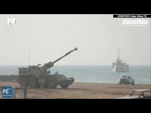 UAE holds biggest-ever military exercise