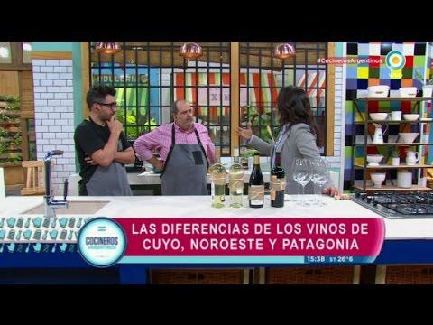 Vinos de Salta, Mendoza y Patagonia