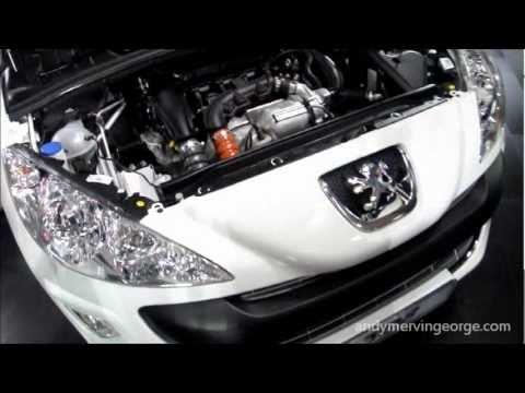 Peugeot 308 Turbo - Enhanced! - Andy Mervin George