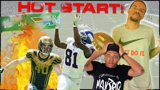 Juice Comes Out The Gate HOT! But Is It Enough To Take Down Trent?! (MUT Wars Season 4 Ep.25)