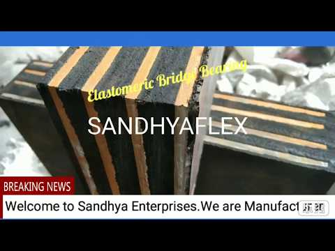 Sandhyaflex Neoprene Bridge Bearing Pad